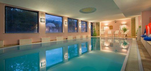 Piscina di Hotel Bucaneve a Livigno